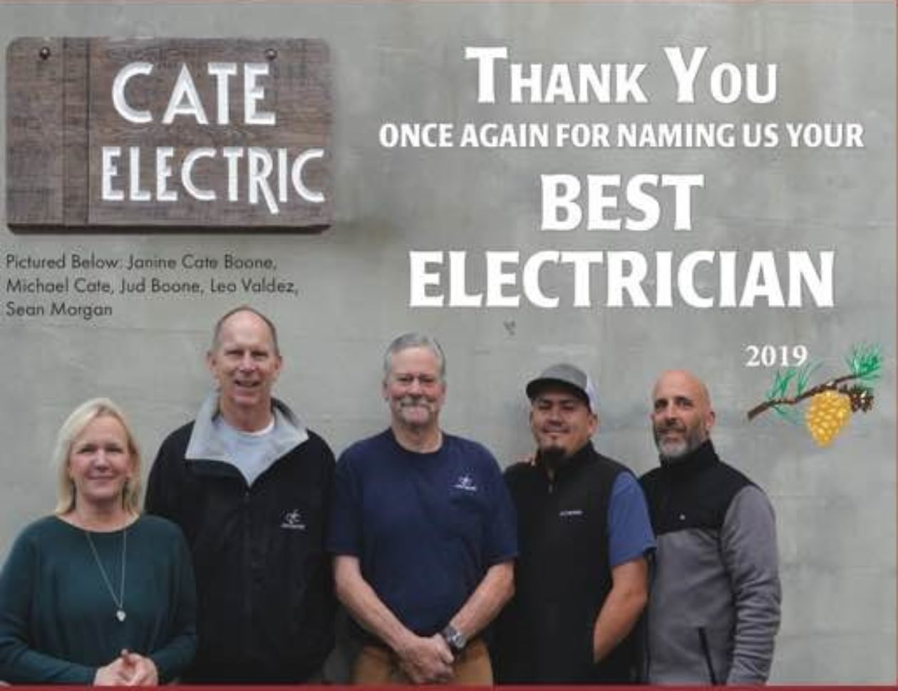 Cate Electrical Co., Inc.